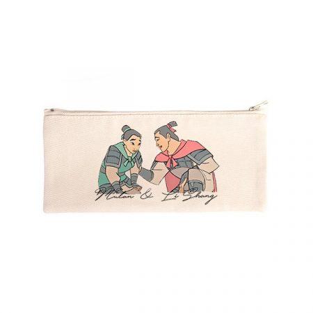 Estuche Mulan & Li Shang