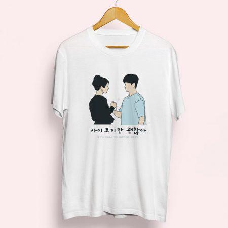 Camiseta It's okay not to be okay 2