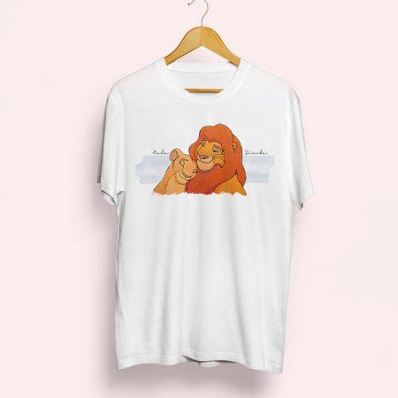 Camiseta Nala & Simba