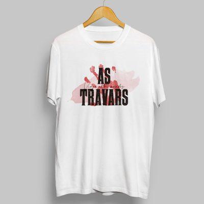 Camiseta As travars