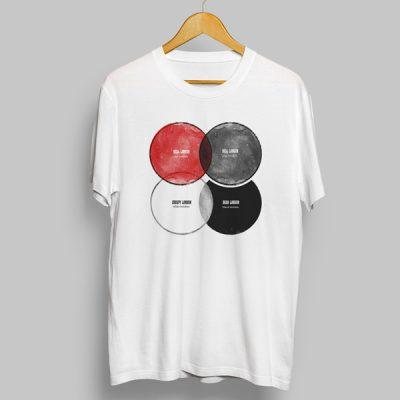 Camiseta London 3