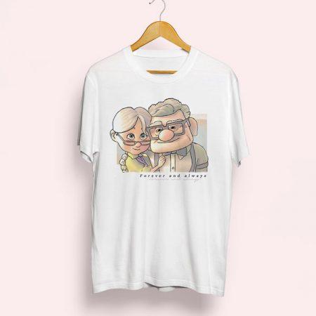 Camiseta Forever & always