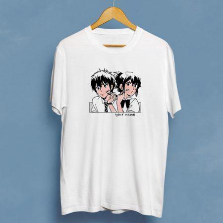 Camiseta Your Name