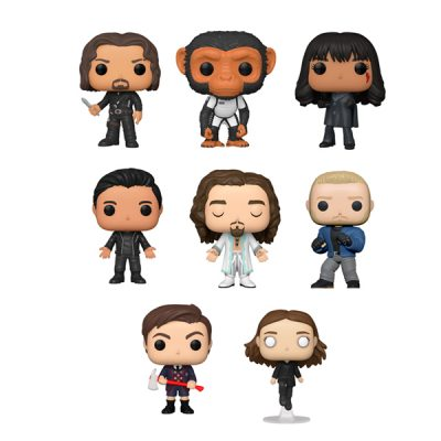 Umbrella Academy Funko POP Pack