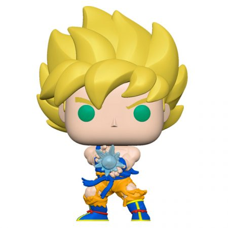 Dragon Ball Z Funko POP Super Saiyan Goku Kamehameha Wave