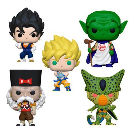 Dragon Ball Z Funko POP Pack