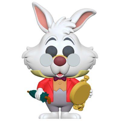 Disney Alicia en el Pais de las Maravillas Funko POP White Rabbit with Watch