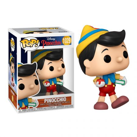 Disney Pinocchio Funko POP Pinocho School Bound Pinocchio