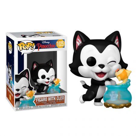 Disney Pinocchio Funko POP Figaro Kissing Cleo