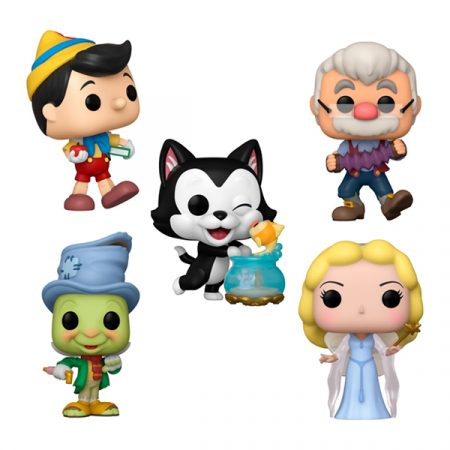 Disney Pinocchio Funko POP Pack