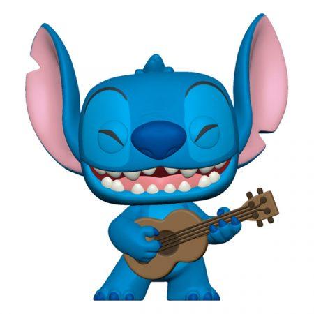 Lilo & Stitch Funko POP Stitch with Ukelele