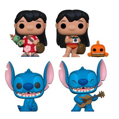 Lilo & Stitch Funko POP Pack