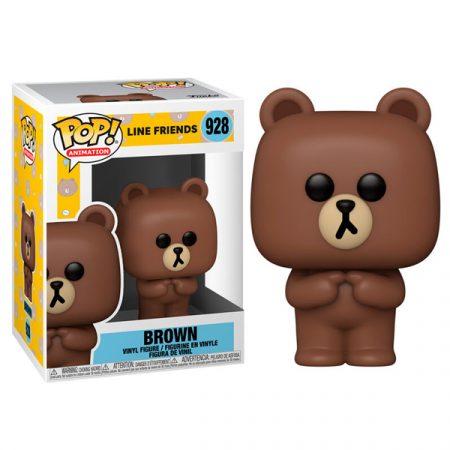 Line Friends Funko POP Brown