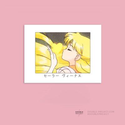 Lámina Sailor Venus