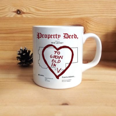 Taza To grow old in