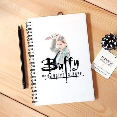 Libreta espiral Buffy The Vampire Slayer