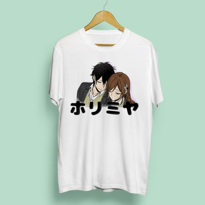 Camiseta Hori-san to Miyamura-kun
