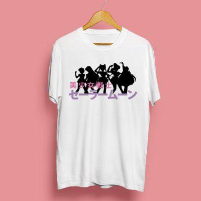 Camiseta Sailor Moon Team