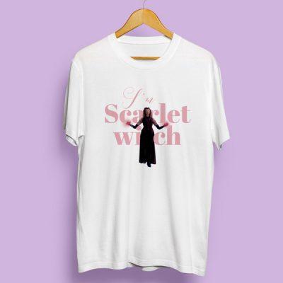Camiseta Scarlet Witch