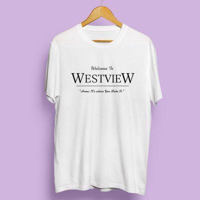 Camiseta welcome to Westview