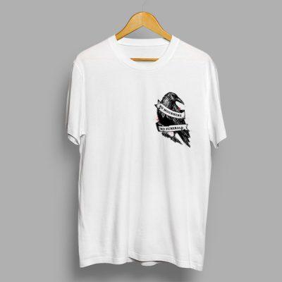 Camiseta no mourners no funerals