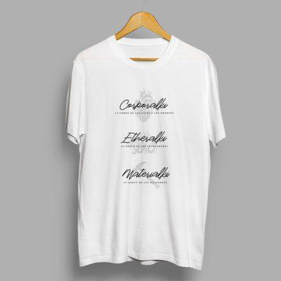 Camiseta Segundo ejercito