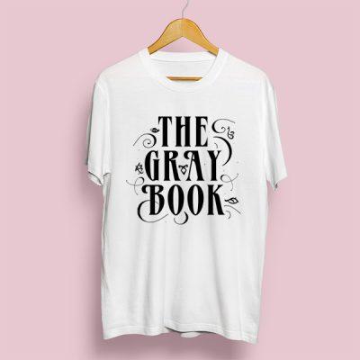 Camiseta The Gray Book