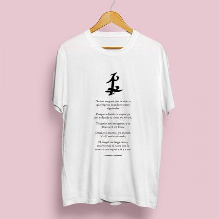 Camiseta Juramento Parabatai