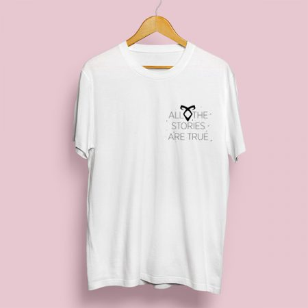 Camiseta All The Stories are true