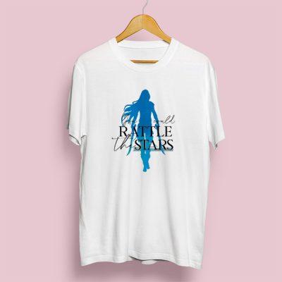 Camiseta Rattle the stars