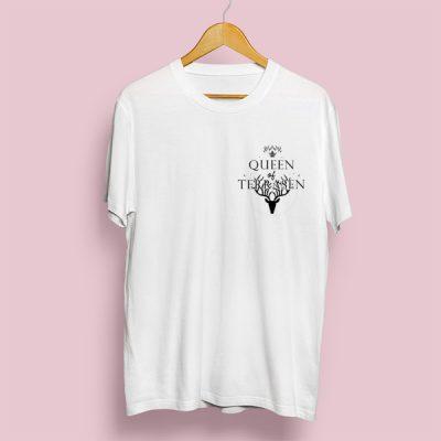 Camiseta Queen of Terrasen