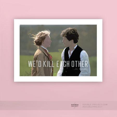 Lámina Kill each other