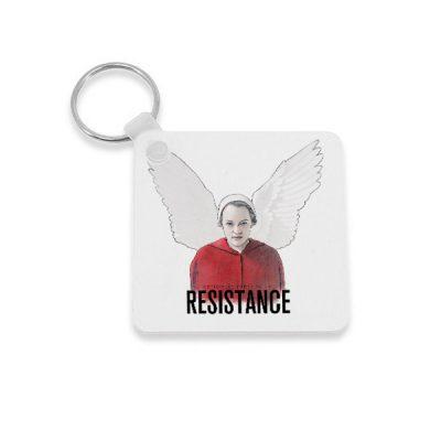 Llavero Resistance