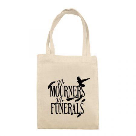 Bolsa No mourners, no funerals