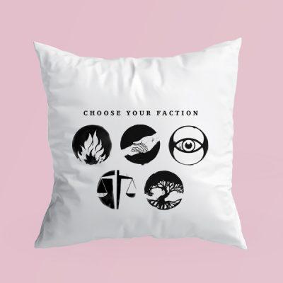 Cojín Choose your faction