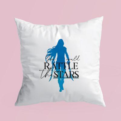 Cojín Rattle the stars