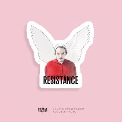 Pegatina resistance