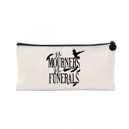 Estuche No mourners, no funerals