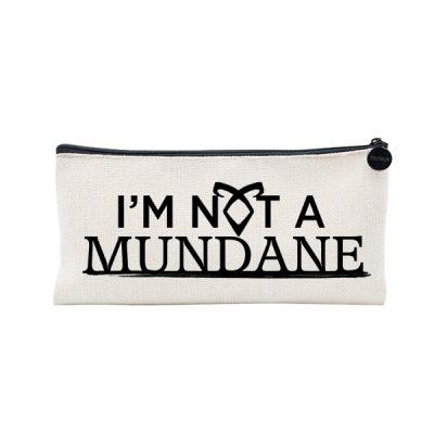 Estuche I'm not a mundane