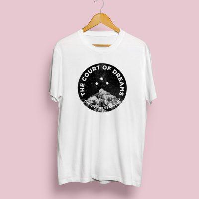 Camiseta The Court of Dreams