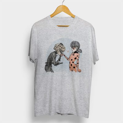 Camiseta Algodón Kiss