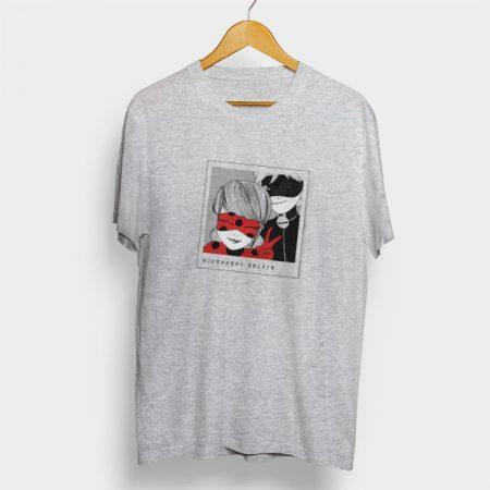 Camiseta Algodón Superhero Selfie
