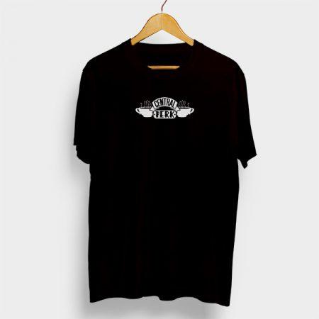 Camiseta algodón Central Perk