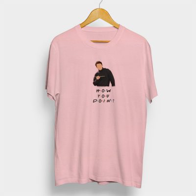 Camiseta algodón How you doin