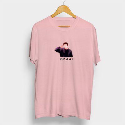 Camiseta algodón Unagi