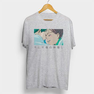 Camiseta Algodón El viaje de Chihiro