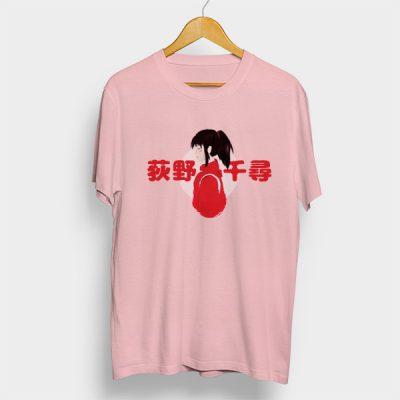 Camiseta Algodón Chihiro