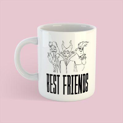 Taza best Friends