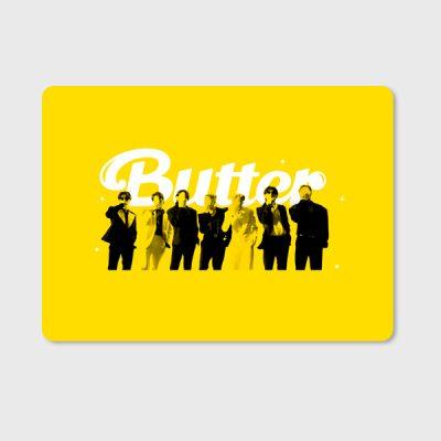 Alfombrilla ratón Butter