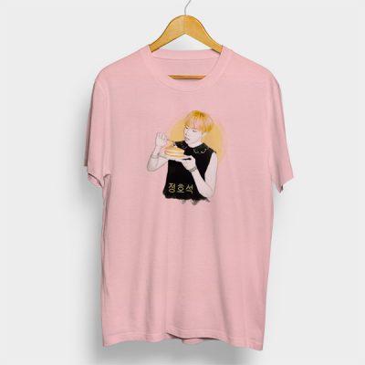 Camiseta algodón JHope Butter